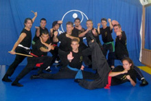 clase karate