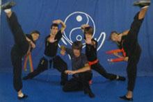 clase de karate