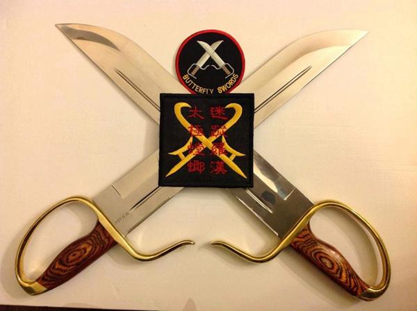 Espadas del GM Raymond K. Wong